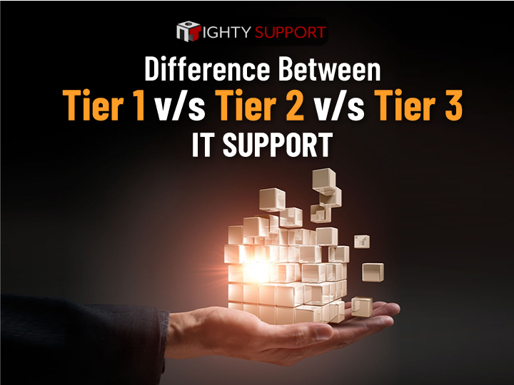 Difference Between Tier 1 vs Tier 2 vs Tier 3 IT Support