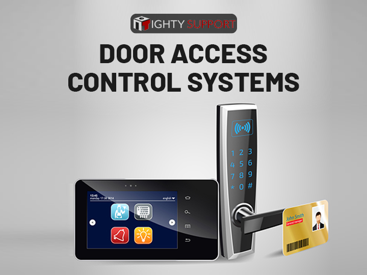 What is Door Access Control System? Types and Comparison
