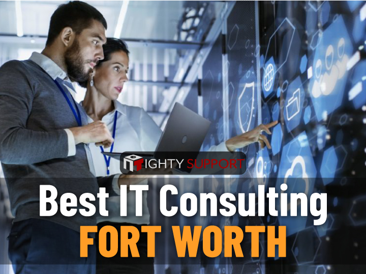 Best IT Consulting fort worth