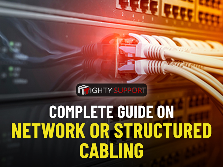 Complete Guide on Network Cabling/Structured Cabling